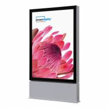 Double sided LED Outdoor Premiun Poster Case, IP56 Certification