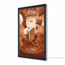 Outdoor LED Illuminated Premium Poster Case
