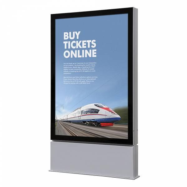 Outdoor Premium Poster Case 1200x1800 LED