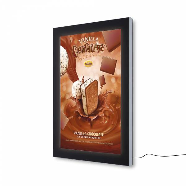 Outdoor Premium Poster Case 70x100 LED