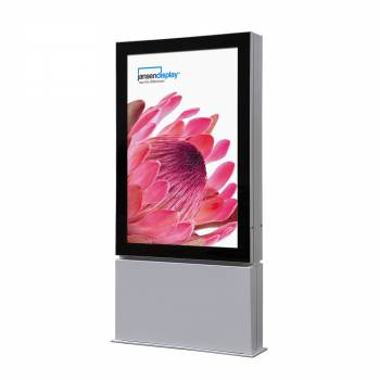 Outdoor Premium Poster Case 800x1200 Double Sided LED