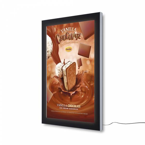 Outdoor Premium Poster Case 800x1200 LED
