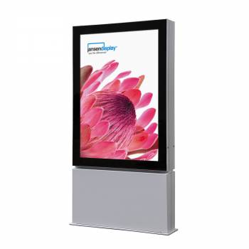 Outdoor Premium Poster Case A0 Double Sided LED
