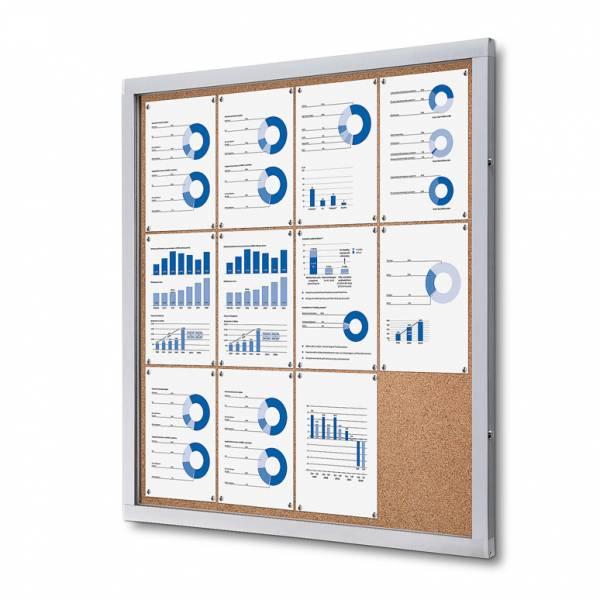 Cork Noticeboard Premium (12xA4)