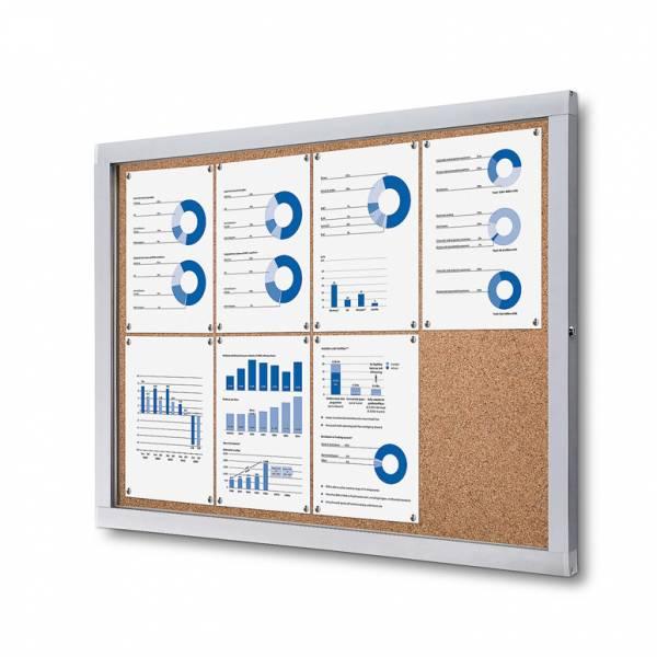Cork Noticeboard Premium (8xA4)