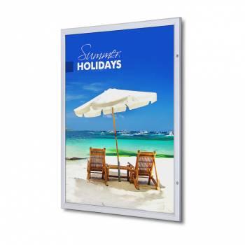 Lockable poster case 635 x 1016 mm