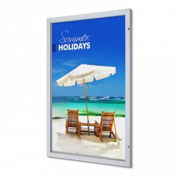 1016x1778 Lockable Poster Case Premium