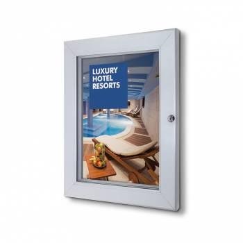 A3 Lockable Poster Case Plus