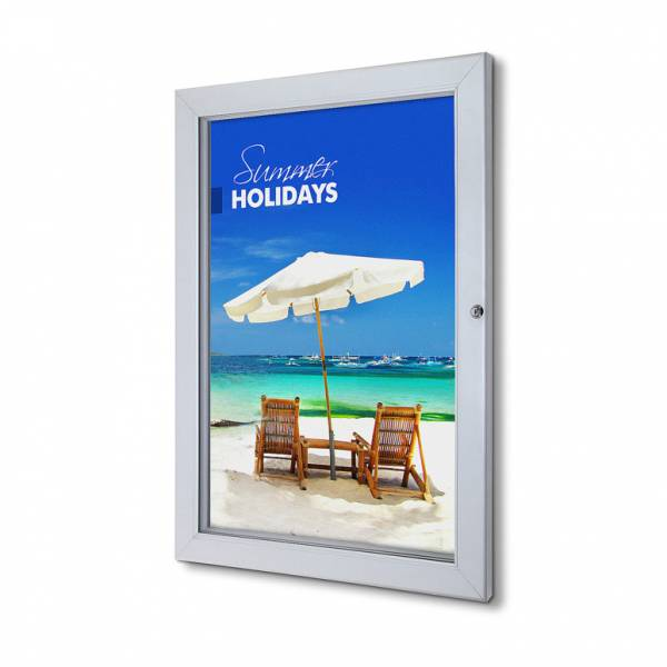 Lockable Poster Case - Premium (50.8x76.2)