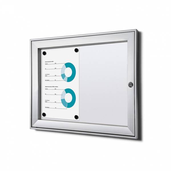 Fire-proof Noticeboard Indoor / Outdoor (2xA4)