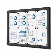 Lockable Outdoor Noticeboard