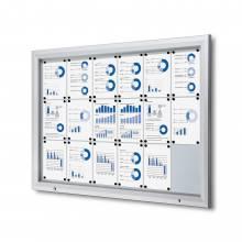 Outdoor Noticeboard  (18xA4)