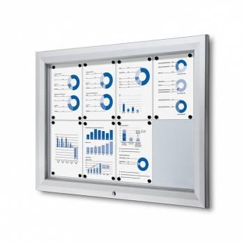 SCT Premium Notice Board 8xA4