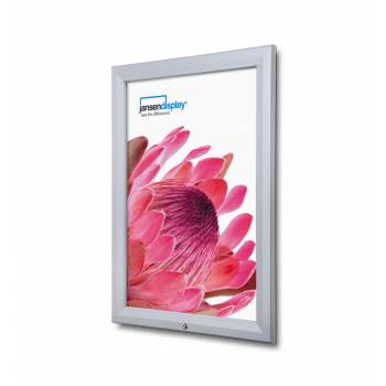 Lockable Outdoor Poster Case A1