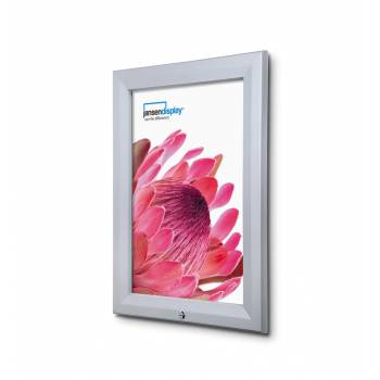 Lockable Outdoor Poster Case A2