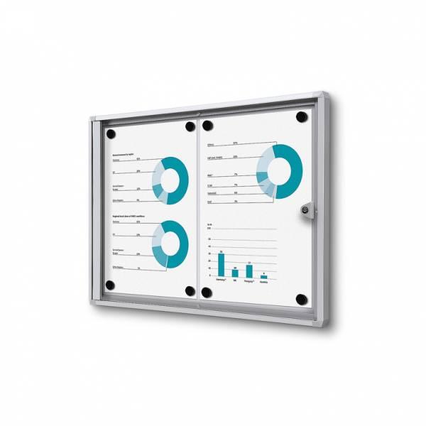 Noticeboard Economy Fireproof (2xA4)