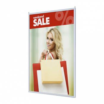 Double sided Slide-In Poster Frame