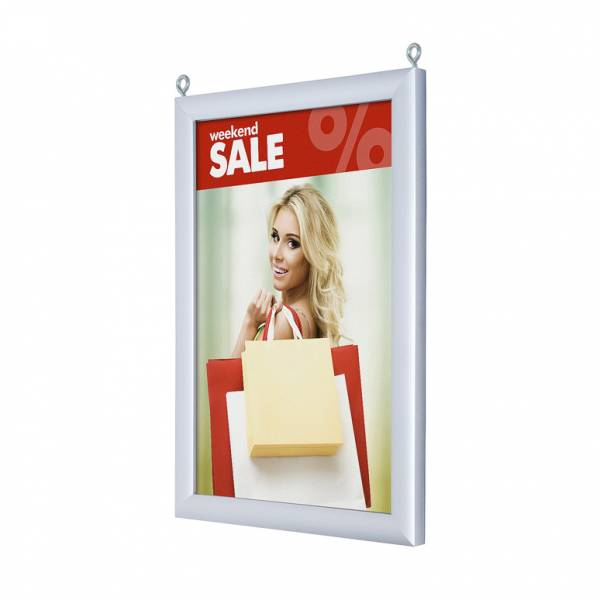 Slide-In Poster Frame
