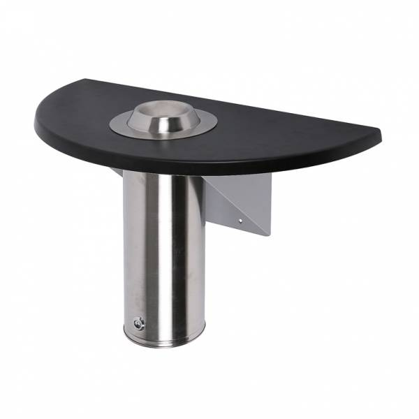 Wall Mounted Smoking Table