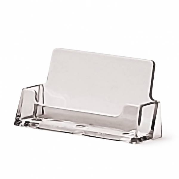 Business Card Display Holder - Landscape