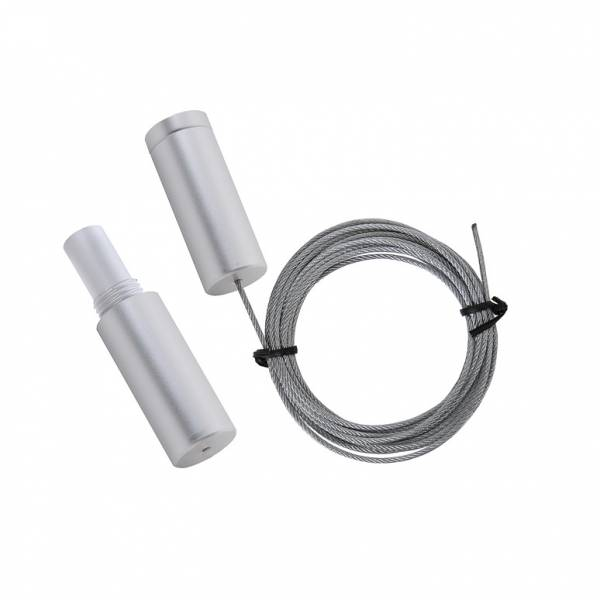 APPENDO celiling hanging cable kit for Poster Light Box