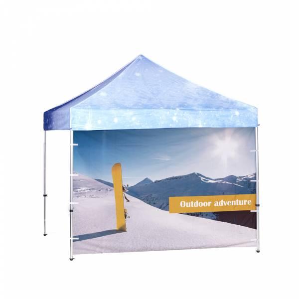 Tent Prints Full Wall Outside