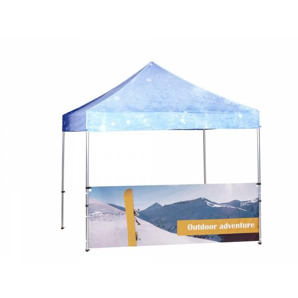 Tent Half Wall Full Color Inside 500D
