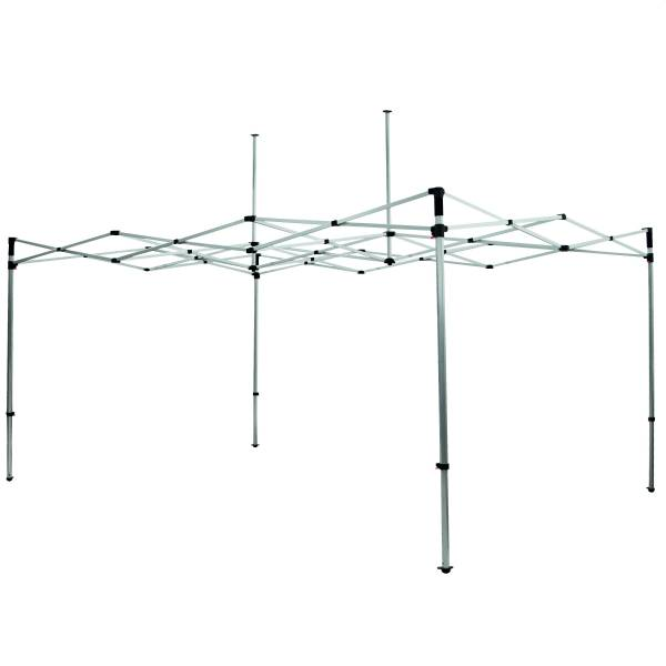 Tent Alu 3 x 4,5 Meter Including Bag And Stake Kit