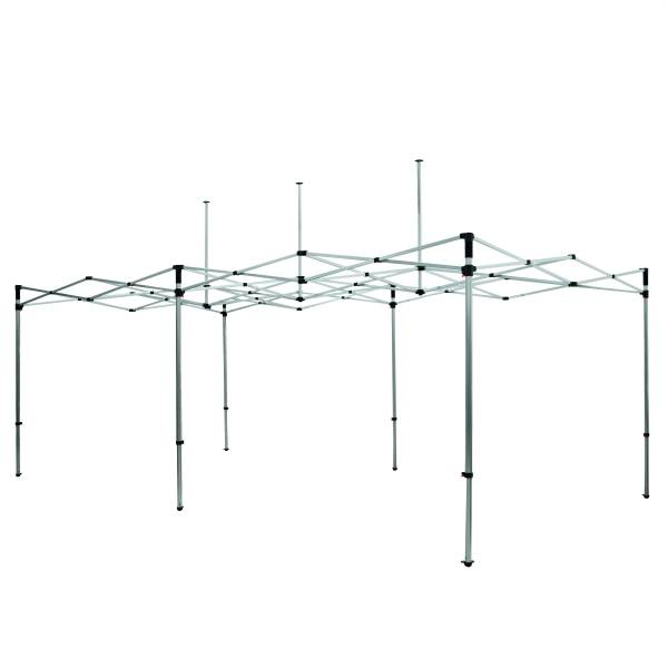 Tent Alu 3 x 6 Meter Including Bag And Stake Kit