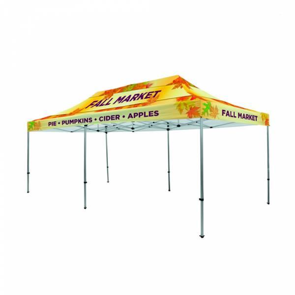 Tent Alu Set Colour Canopy, 6x6 m