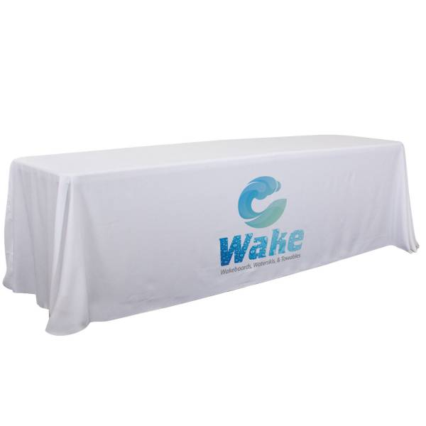 "Table Cover Royal Convertible Imprint 386 x 218,5 cm (96"" x 30"" x28"")"