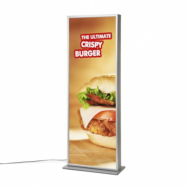 LED Totem Snap Frame 70x100