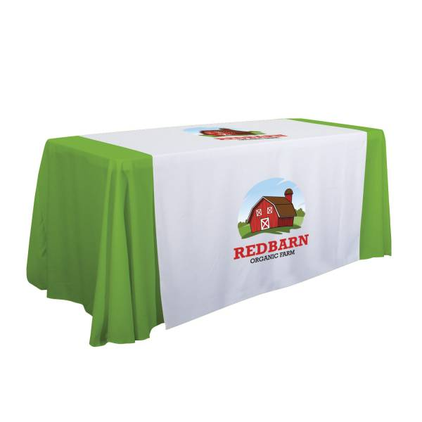 "Table Runner Standard 57x80""Graphic Imprint"