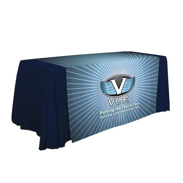 "Table Runner Standard 57x80"" Graphic Full-Bleed Sublimation"