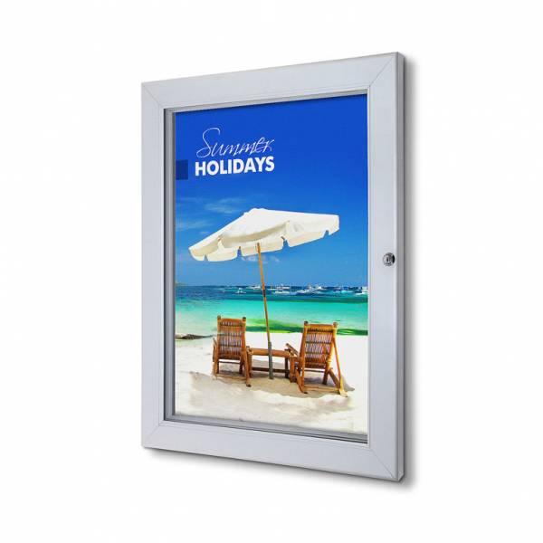 Lockable Poster Case - Premium (A2)