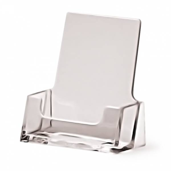 Portrait Counter Business Card Holder