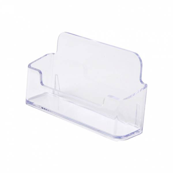SCRITTO Landscape Counter Business Card Holder - Single tier