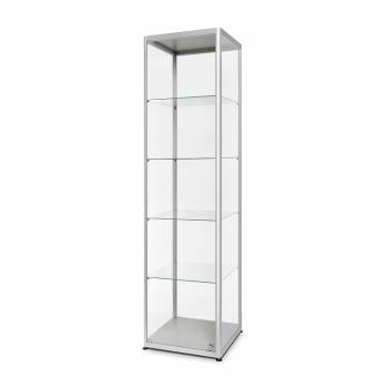 Glass Showcase 500x500x2000mm