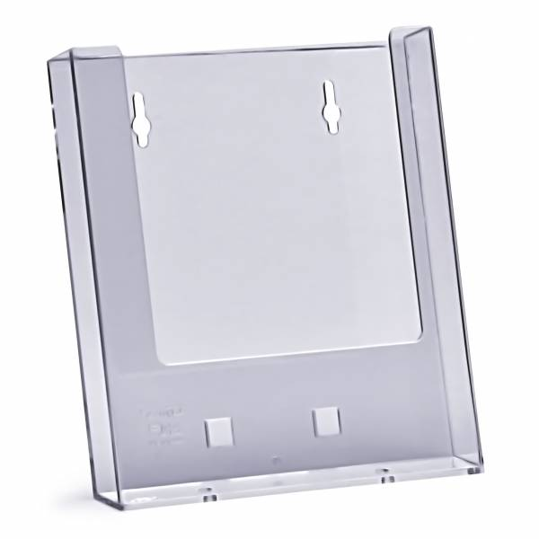 A5 Portrait Leaflet Holder - Wall Mounted