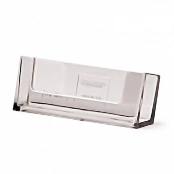 Wall Mounted Business Card Holder - Single tier