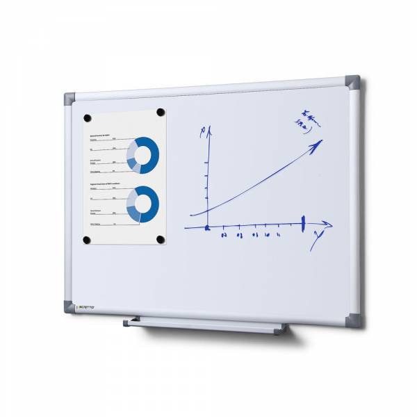 SCRITTO® Magnetic Steel Whiteboards