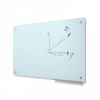 Glass whiteboard 90x120