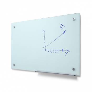 Glass whiteboard 90x60