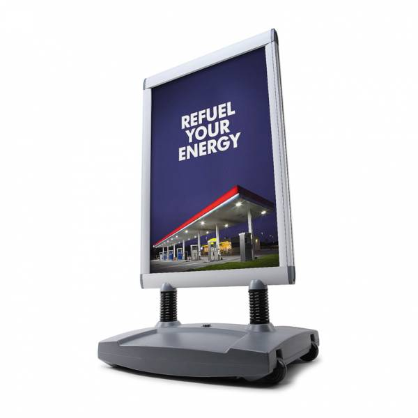Forecourt Sign - Windtalker Excel