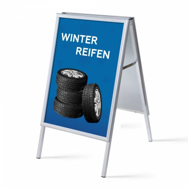 A-board A1 Complete Set Winter Tires German