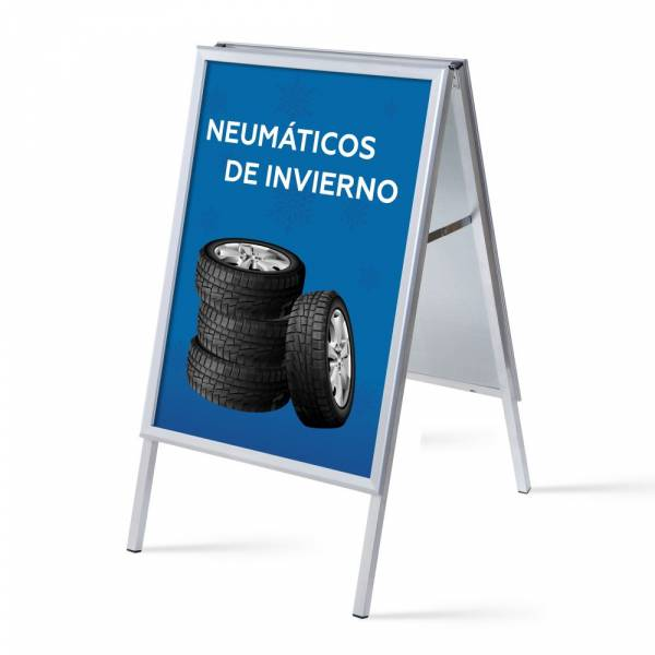 A-board A1 Complete Set Winter Tires Spanish