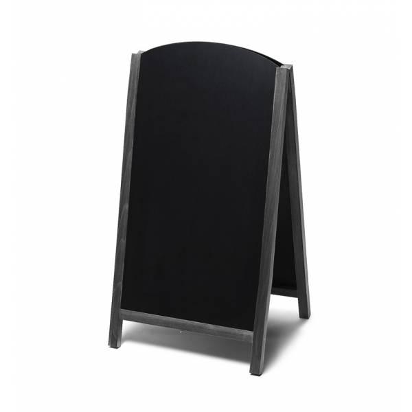 Large Fast Switch A-Frame Chalkboard (Black)