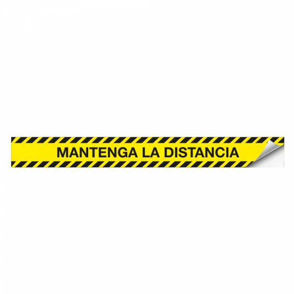 Floor Distancing Tape